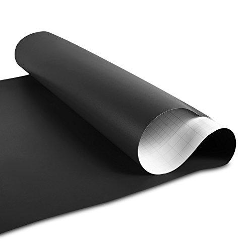Adhesif Thermoformable noir mat 75x100cm Honda Africa Twin CRF 1000 L, CBR 900 RR Fireblade, Transalp XL 650 V/ 700 V, Varadero 125, Varadero XL 1000 V, VFR 800 F/ 1200 F Motea