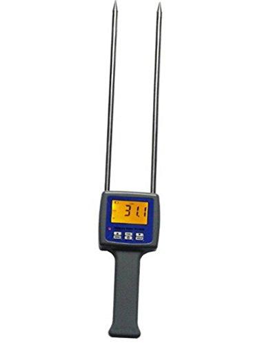 SSEYL TK100W Wood Sawdust Powder Meter Hay Bale Bamboo Powder Moisture Fiber Tester by TK100W