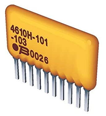 Resistor Networks /& Arrays 5 pieces