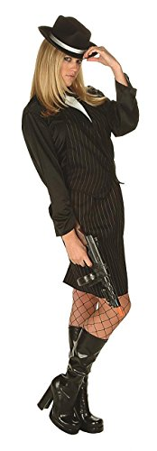 Gangster Moll Costume (Adult 8-12)]()