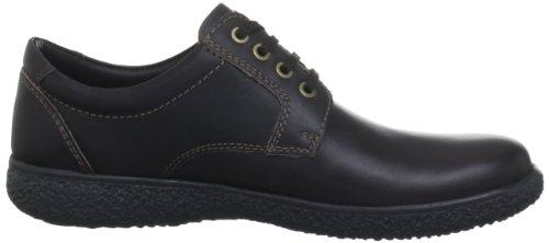 Padders Matt - Zapatos de Cordones de cuero hombre marrón - Marron - marron