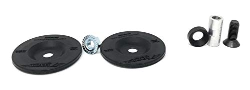 Zephyr SFPR58-4 Airway Buff Safety Flange Kit Bundled CFPREX 2