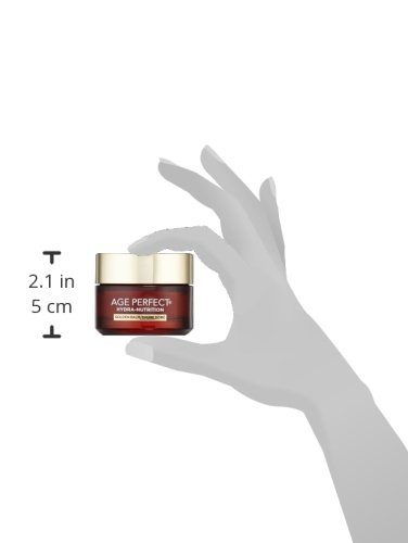 L'Oréal Paris Skincare Age Perfect Hydra-Nutrition Golden Balm Moisturizer for Face, Neck and Chest, Formulated with Calcium and Precious Oils, 1.7 oz. by L'Oreal Paris (Image #10)