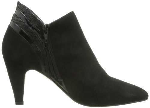 Jonak 11289 - Zapatos de Vestir de cuero mujer negro - negro