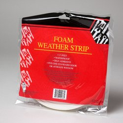 Foam Weather Protector Strip