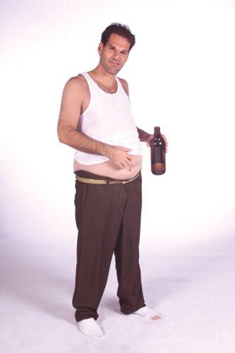 [Phil McCracken Men's Costume] (Phil Mccracken Costume)