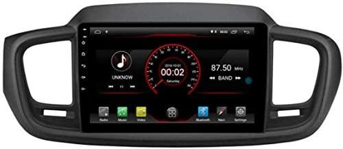 Android 8.1 Equipo de música del Coche DVD GPS Navi de Radio para ...