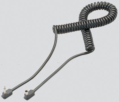 Metz MZ 5521 Coiled PC Cord for Metz Flash/Power (Metz Power Grip)