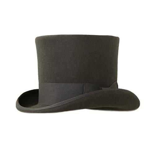 Ferrecci M Charcoal Top Hat