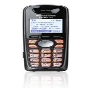 Panasonic DECT Hand Set with Vibrate Mode (KX-WT126)