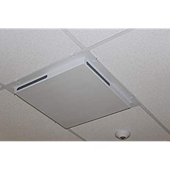 Perfectvent Air Deflector For Lab Or Office Air Flow For