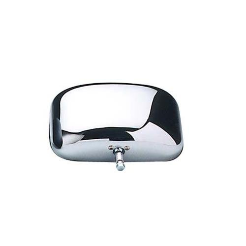 CIPA 95500 OE Chrome Side Mirror Replacement Head (Ford Truck Side Mirrors)
