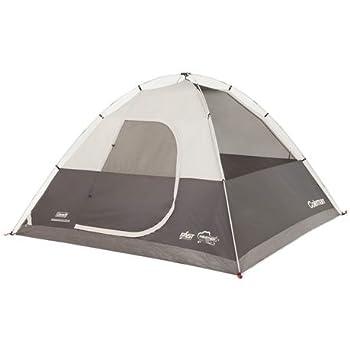 Coleman 2000018087 Moraine Park Fast Pitch Dome Tent - 6 Person  sc 1 st  Amazon.com & Amazon.com : Coleman 2000018087 Moraine Park Fast Pitch Dome Tent ...