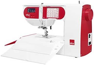 Elna LOTUS 2 – Compacto de ordenador Máquina de coser: Amazon.es: Hogar