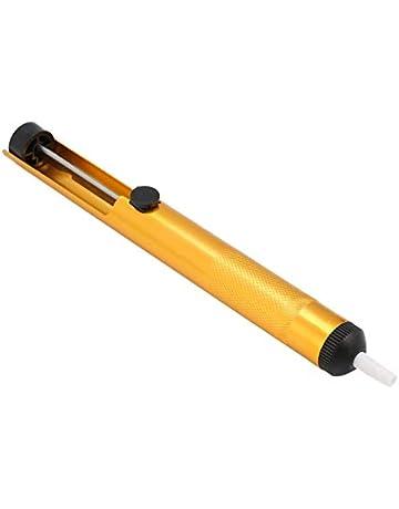 Bomba de desoldar de metal de aluminio Succión Pistola de soldadura Lechón de soldadura Extracción al