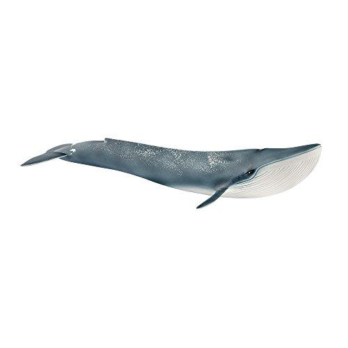 Schleich Whale - Schleich Blue Whale Toy Figurine
