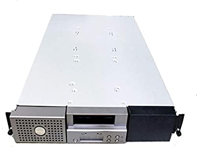 Power Vault 124T Tape Drive Autoloader Boots to Post Rack Based Data Back-up Storage Y496C W795C CN-0W795C 0MH592 by EbidDealz by EbidDealz