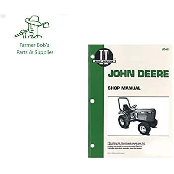 john deere 955 parts manual