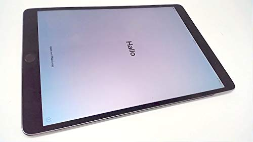 Apple iPad Pro 10.5 with ( Wi-Fi + Cellular ) - 2017 Model - 256GB, SPACE GRAY (Refurbished)