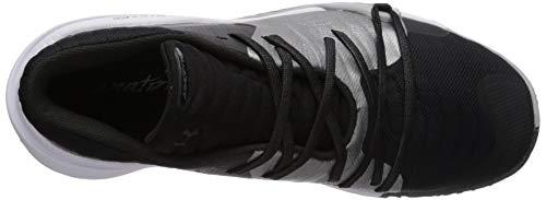 Basket Da Low Mod Armour Under black Nero Gray Uomo Spawn 001 001 Black Scarpe HqXyA6
