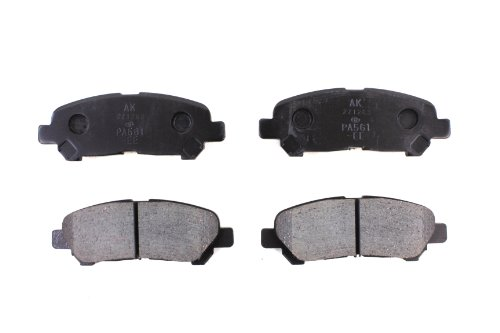 Toyota Highlander Brakes - Toyota Genuine Parts 04466-48120 Rear Brake Pad Set