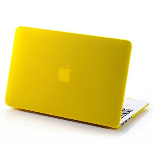 Gefrostet Matte Hard Cover Laptop SchutzhŸlle fŸr das Apple MacBook Retina 13,3 Zoll grau