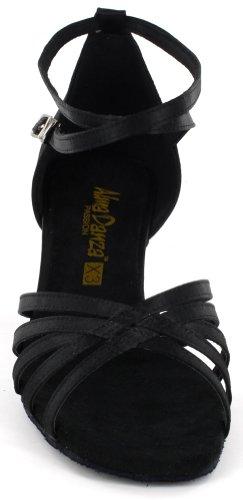 Chaussures De Danse Latine Almadanza Womens A261303 / A261305 Heel2.2 Noir