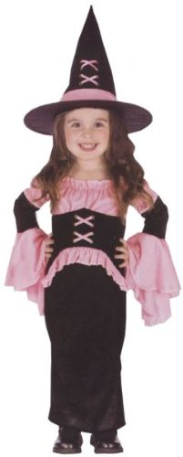 [Witch Pretty Pink Toddler Smal [Kitchen]] (Witch Pretty Pink Toddler Costumes)