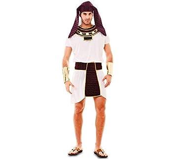 Fyasa 706483-t04 egipcio disfraz, tamaño grande: Amazon.es ...