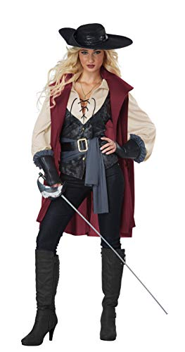Calif Lady Musketeer Women's Costume (XS) for $<!--$37.25-->