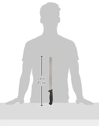 Amazon.com: Giesser Messer 182121 serrado Cuchillo Jamonero ...