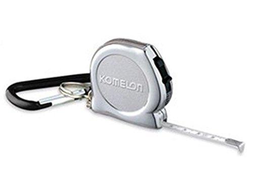 Komelon KMC-74K Steel Pocket Tapes Key-chain tape Measures 3m(9.84ft) by Komelon
