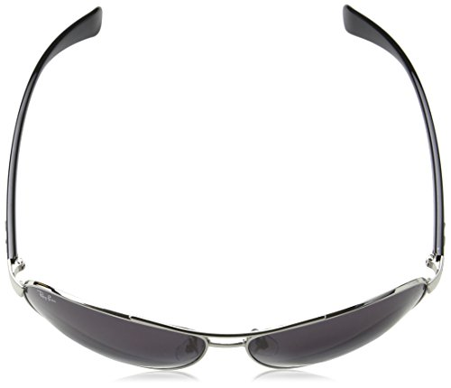 Sonnenbrille 3386 RB Ray Silber Ban Argent fwg55Tq