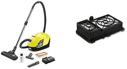 Kärcher aspiradora + Kärcher Filtro HEPA 13: Amazon.es: Bricolaje y herramientas