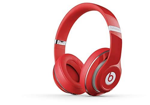 Beats Studio 2.0 Wireless Bluetooth Over-Ear Headphones Red (Certified Refurbished)