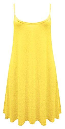 Baliza - Vestito - Donna Yellow