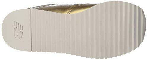 Us New B moonbeam 10 Metallic Women's 520v1 Gold Sneaker Balance qxqSAw1Z