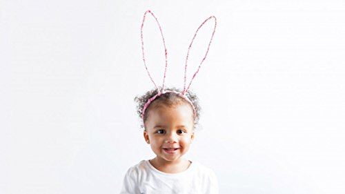 DIY Easter Bunny Ears (Need Costume Diy)