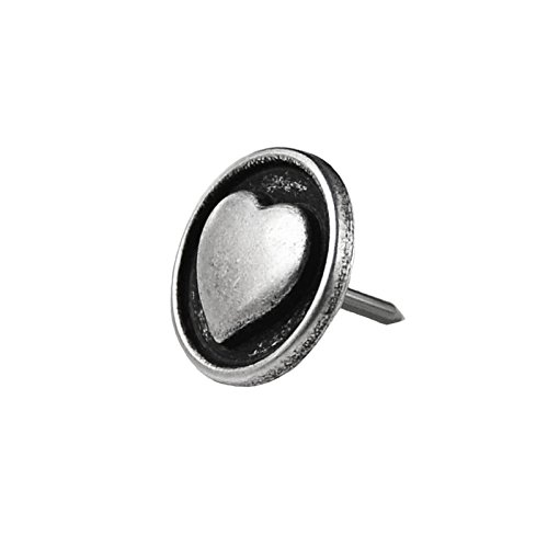 Quality Handcrafts Guaranteed Heart Lapel Pin