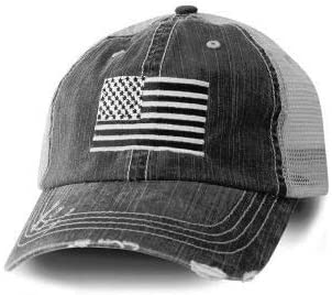 This is Not A Flag Kids Baseball Cap Hat Black