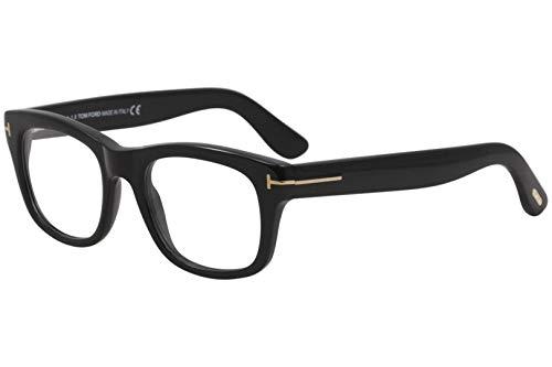 7a444c4d325cd TOM FORD Eyeglasses FT5472 001 Shiny Black - Buy Online in Oman ...