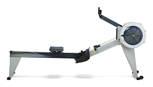 Concept2 Model E with PM5 Performance Monitor Indoor Rower Rowing Machine Gray by Concept2 (Image #1)