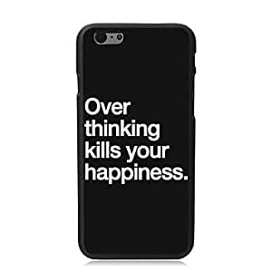 ZXSPACE Over thinking Design Hard Case for iPhone 6