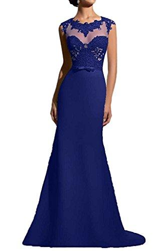 para azul Topkleider real Vestido mujer w5BXRYfqx