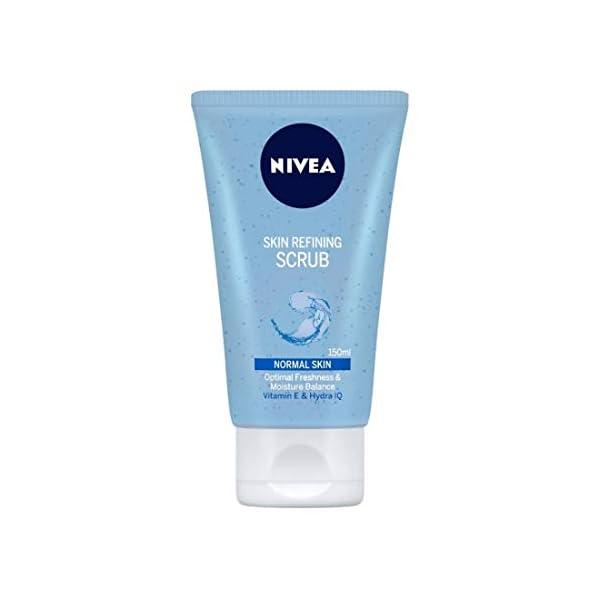 NIVEA Face Wash Skin Scrub