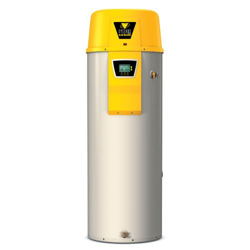 50 Gallon - 100,000 BTU Cyclone Xi Power Direct Vent Commercial Gas Water Heater (LP)