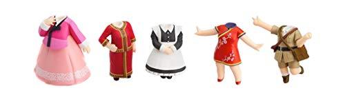 Love Live! Dress Up World Image Girls Vol.1 Nendoroid More Figure (1 Random) -