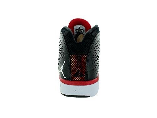 Calzado De Baloncesto Jordan Nike Hombres Flight 2015 001-black White Gym Red Noir