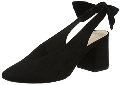 Office Women's Majestic Sling Back Heels Black (Black) outlet extremely 2014 newest sale online nof73
