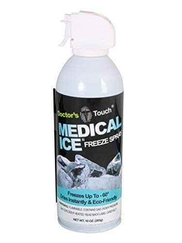 Doctor's Touch Medical Ice Freeze Spray (1)